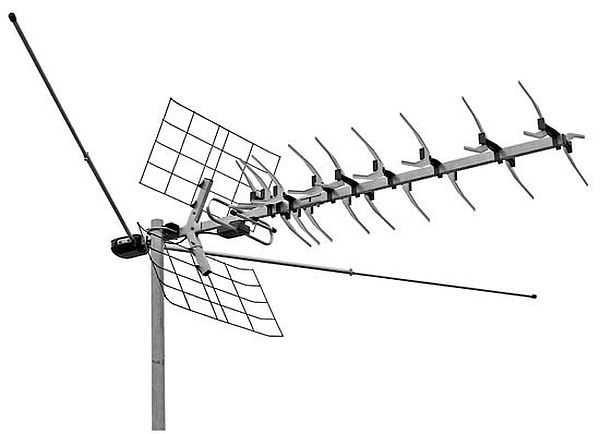 """Наружные антенны """"ловят"""" в десятках километрах от ретрансляторов"""