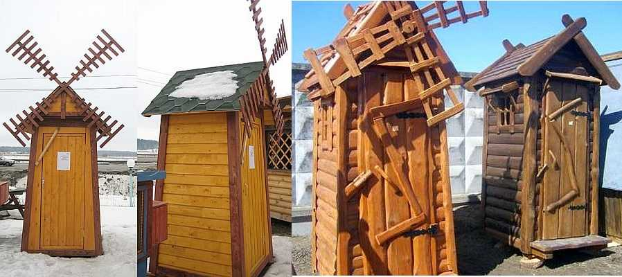 Дачный туалет избушка фото чертежи