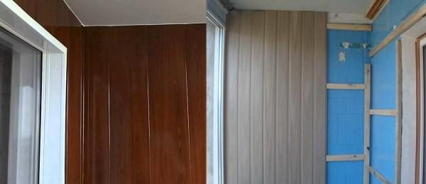 Не знаете чем изнутри обшить балкон чтобы смотрелось хорошо, монтаж был простым и стоило все недорого? МДФ панели подходят под эти требования