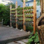 Совсем мало места, а когда растения вырастут, будет смотреться шикарно
