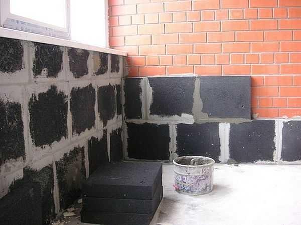 Пеностекло - натуральный теплоизоляционный материал с очень хорошими характеристиками