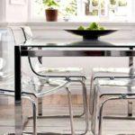 Прозрачным может быть не только стол, но и стулья