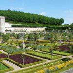 Перемежающиеся цвета - основа декоративности французского огорода