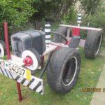 Трактор вызовет не меньше восторгов