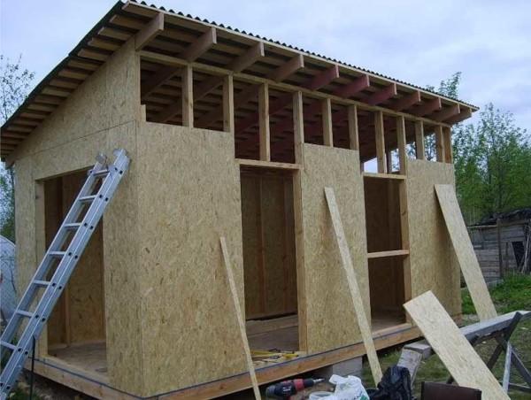 Балкон блок хаус своими руками