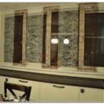 Новинка этого года: оригинальные японские шторы из ткани-паутинки