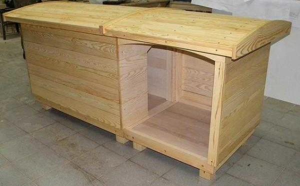 Готовая будка для собаки
