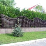 Красивый забор. Никто и спорить не будет