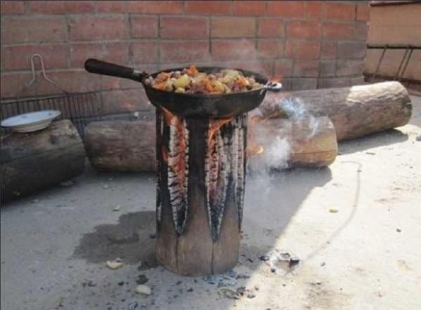 Шашлыки можно жарить и так, но на хорошем мангале или барбекю привычнее))