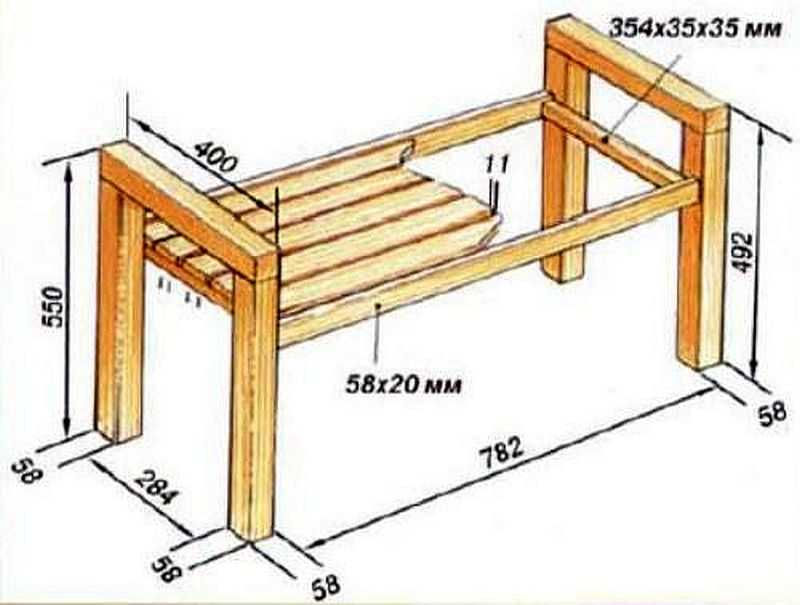 Столик и скамейка для кладбища своими руками размеры фото 789