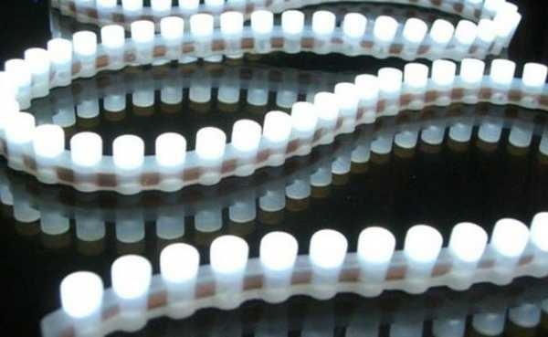 Герметичные ленты для подсветки аквариумов, бассейнов или декоративных прудов