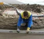 Процесс монтажа водяного теплого пола