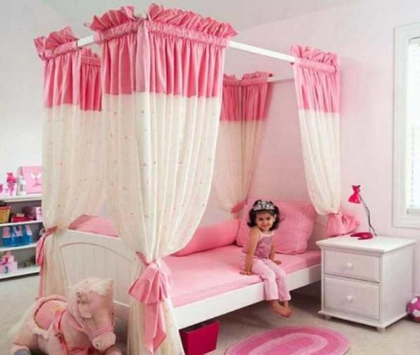 "Дизайн в стиле ""комната принцессы"""