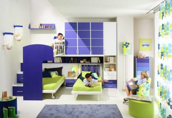 Разработать проект оформления детской комнаты непросто