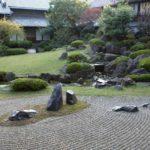 Как же без традиционного сада камней