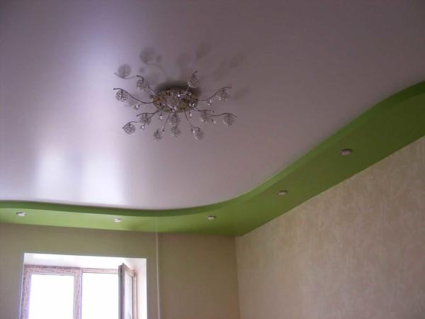 Дизайн квартир с подвесным потолком