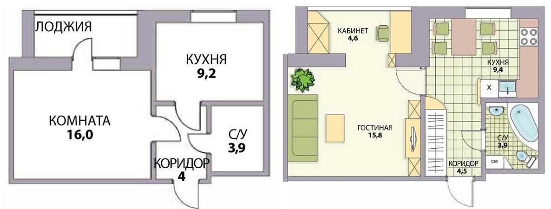 Ремонт 3-х комнатной квартиры по шагам: идеи ремонта, фото
