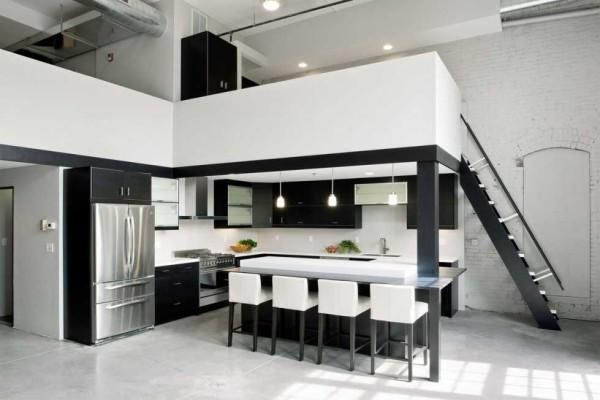 Квартира в двух уровнях - мечта