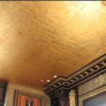 Золото для роскошных интерьеров в классическом стиле