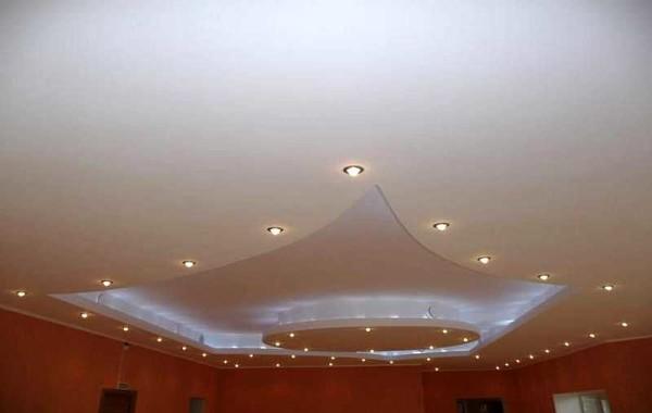 Наиболее эффекты варианты с использованием разных источников света