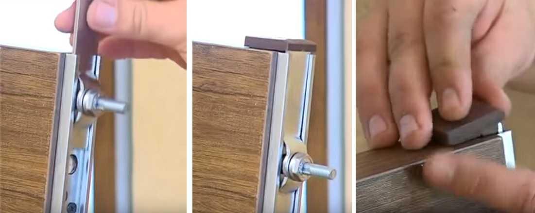 Как установить дверь на роликах своими руками 88