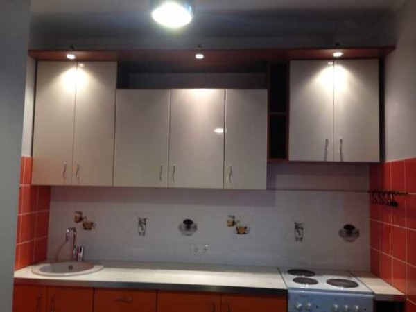 Отделка плиткой кухонного фартука