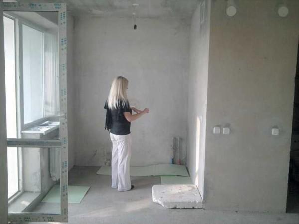 Расстановка мебели в однокомнатной квартире - процесс творческий