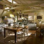 Нежно-оливковые стены, серый, коричневый - еще одна грань прованса