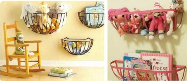 Хранение игрушек: идеи, фото, коробки для игрушек своими ркуами