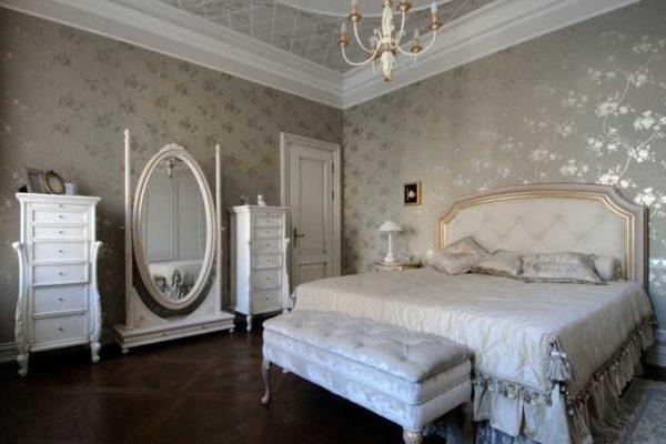 Гостинная-спальня дизайн