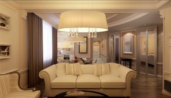 Соразмерность, тщательная планировка, дорогие материалы - вот основа классического стиля в интерьере