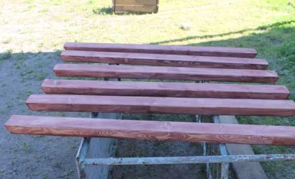 Доски для скамеек