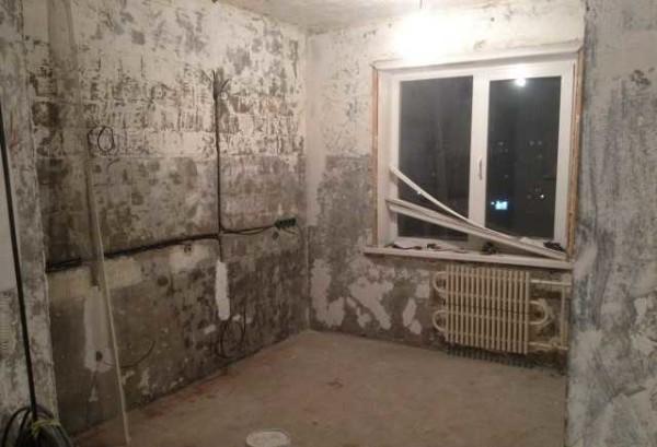 Ремонт потолка на кухне в хрущевке