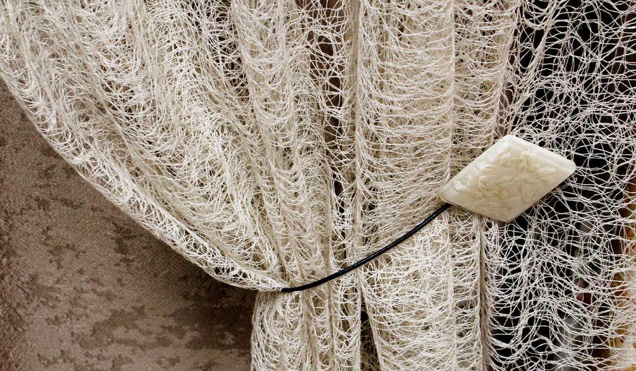 французская сетка тюль фото