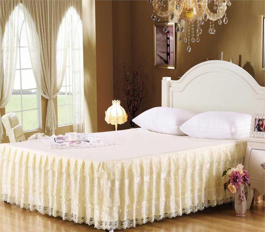 Тюль в спальню(гардина): фото, виды,выбор