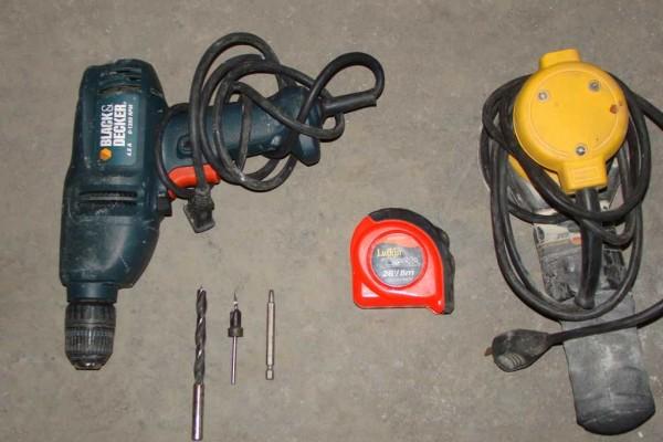 Инструменты, которые необходимы в работе