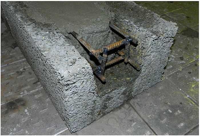 Легкие бетоны своими руками фото 318