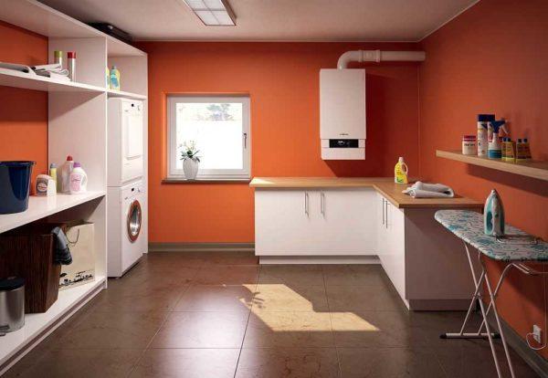 Требования по установке газового котла на кухне относятся большей частью к объему и вентиляции