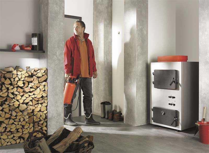 Как сделать газовую котельную в подвале 40