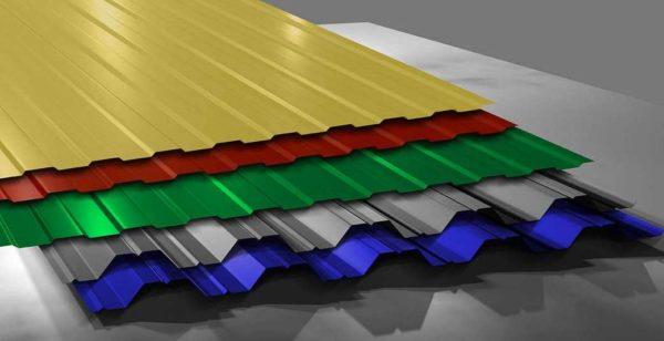 Разные виды покрытия обеспечивают разные характеристики