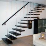 """Больцевые лестницы - имеют самый """"воздушный"""" вид"""