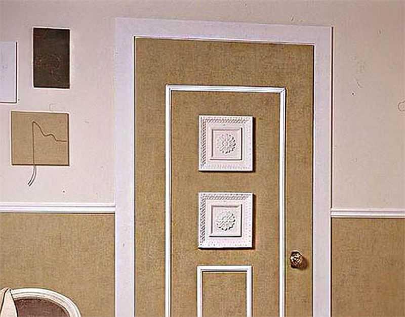 Обновления двери своими руками