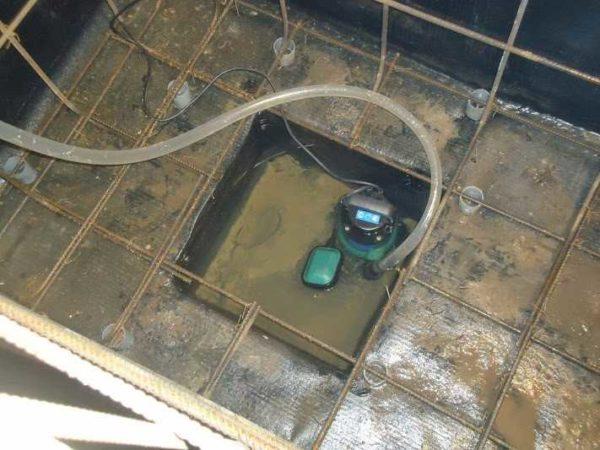 Перекрытия этажа первого деревянного гидроизоляция