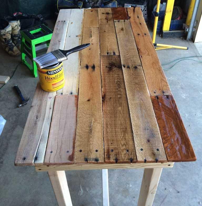 Деревянный стол своими руками на даче фото 295
