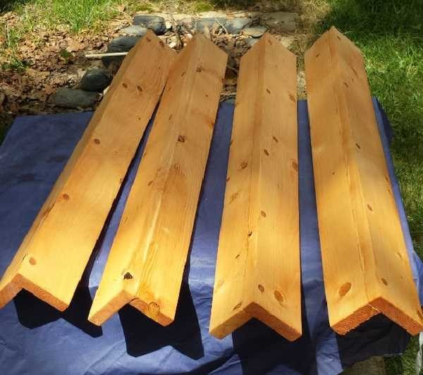 Ножки для стола готовы