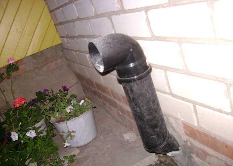 Как сделать вентиляцию подпола в частном доме