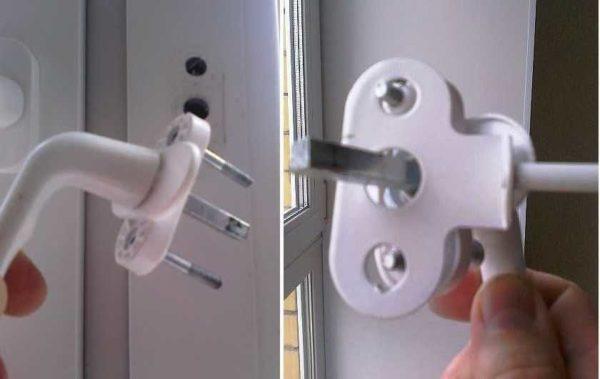 Как поставить на ПВХ окно регулятор для проветривания