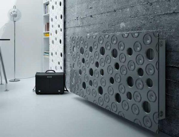 Декоративная решетка на батарею