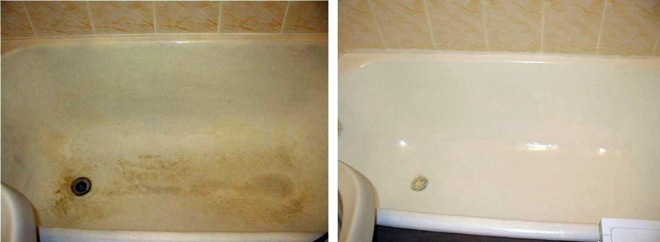 Как обновить ванну акрилом своими руками 19