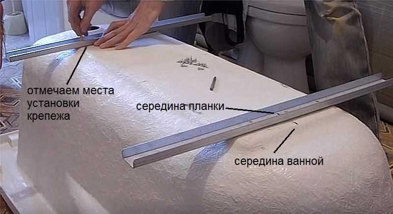 Изготовление акриловая ванна своими руками 88